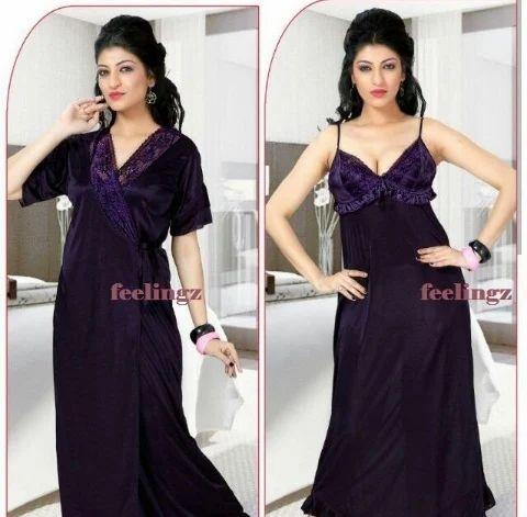 e39c79f3b5 Night Suits Printed 80% Sale Ladies Night Wear Bedroom Nighty 2 Pcs ...