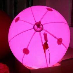 Circle LED Advertising Balloon