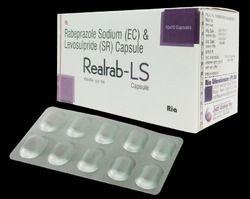 Rabeprazole (EC) 20mg, Levosulpride (SR) 75mg