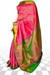 Kanchi Reception Silk Sarees