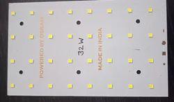 32W LED PCB
