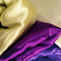 Designer Satin Tent Fabric