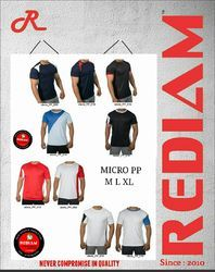Micro Polyester Men's T-shirts