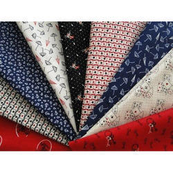 Cotton Available In Various Colors Printed Shirt Fabric