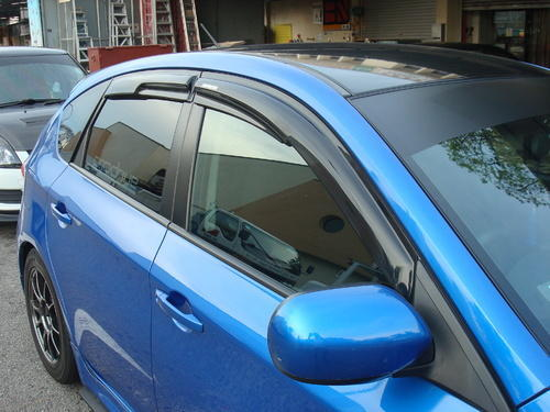 Ms Accessories Manufacturer Of Door Visors For Ford Car Zen