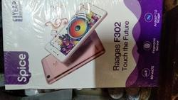 Spice Raagas F302, Memory Size: 8 GB