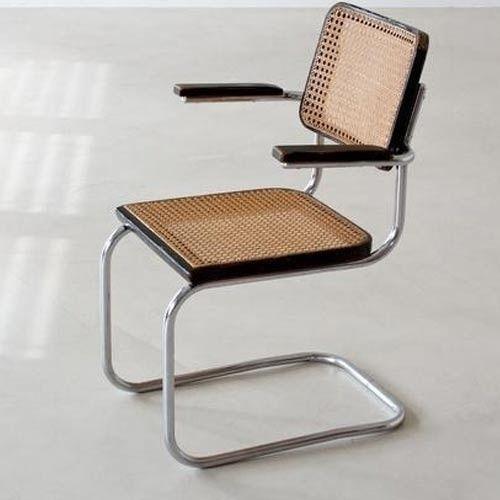 Merveilleux Steel Tubular Chairs