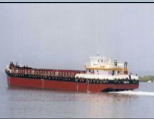 2100 DWT Cargo Shipping Service