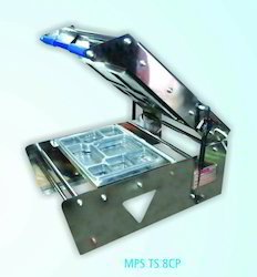 Food Thali Sealing Machine