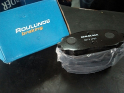 Roulunds Brake Pad