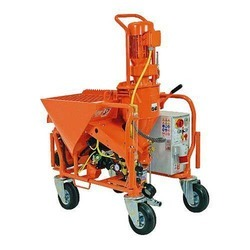 Cement Plaster Machine PFT (German Make)