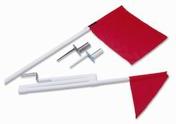 Collapsible Soccer Corner Flags