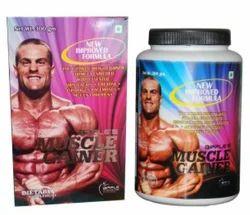 Muscle Gainer, Packaging Type: Jar, 300gm