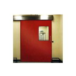 Fire Rated Silding Doors