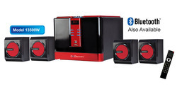 DH Discovery Red 4.1 Multimedia Speaker 13500W