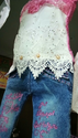 Kids Jeans Top