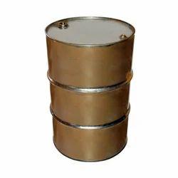 Close Top Oil Barrels