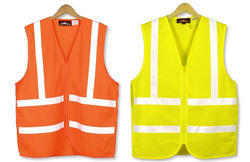 Industrial Safety Jackets for Construction