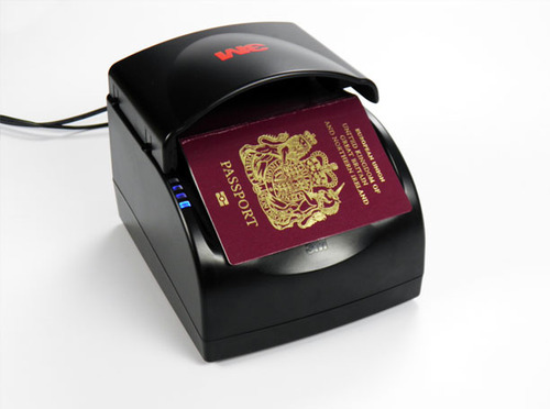 Passport Reader 3m Qs1000 Full Page Reader