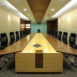 Commercial Conference Room Interior Services in Santacruz East