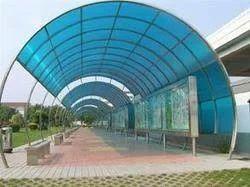 Modular PVC Prefabricated Shed