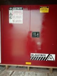 Justrite Safety Cabinet