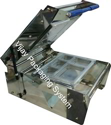 Cup & Meal Tray & Container Sealing Machine