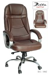 Ergonomic Leather Executive Chair