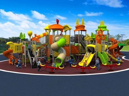 Great Outdoor Kids Play Area