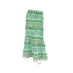 Jaipuri Floral Print Long Skirt 303