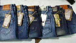 Black Kniteed Denim Jeans ux, 23