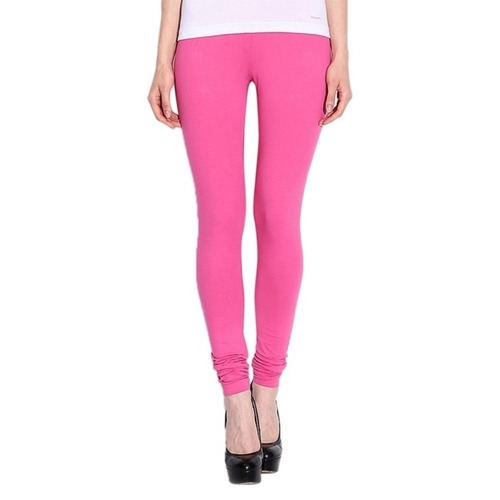 3503811cbdd4d Women Pink Ladies Stretchable Legging, Size: Medium, Rs 150 /piece ...