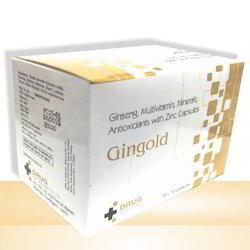 Ginseng Ashwagandha Antioxidant Capsule