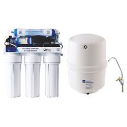 Online RO System With Pressure Tank