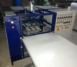Thermocol Fully Automatic Plate Machine