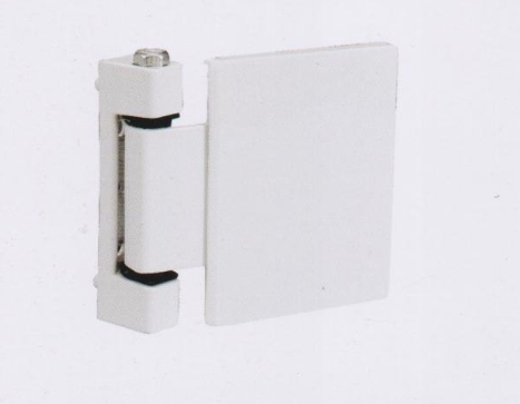 Flat Door Hinge (UPVC)