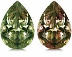 Color Changing Zultanite Gemstones