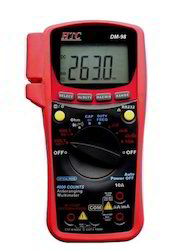 Digital Multimeter With Temperature HTC DM98