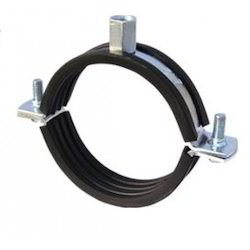 Rubber Pipe Clamp