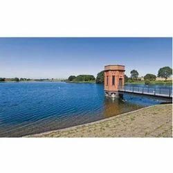 Open Reservoir Storage Tank