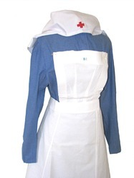 Female Plain Nurse Uniform
