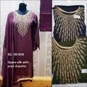 Opara Silk Suit