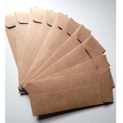 Ravi Brown Envelopes, 6 x 4 inches - Pack of 100