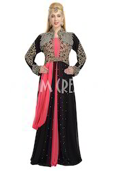 Bridal Wear Marriage Caftan Dress