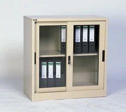 Glass Door Cupboard Small
