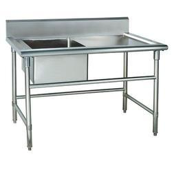Stainless Steel Work Table Sink, SS Table Sink   Lovely Kitchen Equipments,  Coimbatore   ID: 11893853733