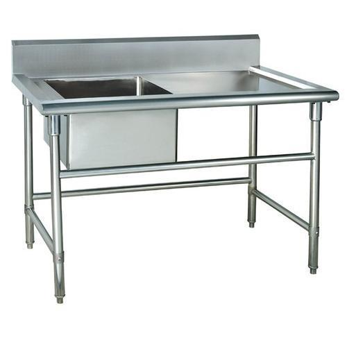 Stainless Steel Work Table Sink SS Table Sink Lovely Kitchen - Stainless steel work table with sink