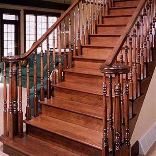 Robust Wooden Railings, Rs 1500 /sheet, Nirma Steel