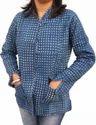Full Sleeve Cotton Jaipuri Quilted Kantha Jackets