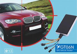 Vehicle Tracking System GPS GT06N